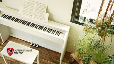 Цифровые фортепиано Casio PX-870BK и PX-770WE