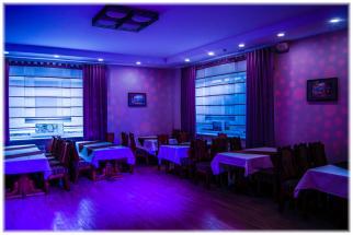 Звук и свет для ресторана
