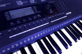 Снова в наличии синтезатор Kurzweil KP110!