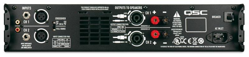 GX 3 / Усилители мощности, Музыкальный Мастер