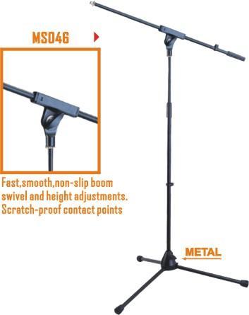 SKDD007 микрофонная стойка / Микрофонные стойки, Музыкальный Мастер