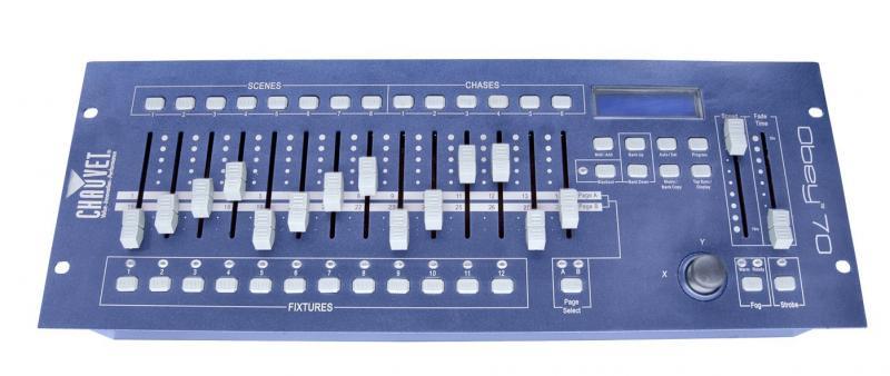 Obey70 DMX контроллер / Системы управления светом, Музыкальный Мастер