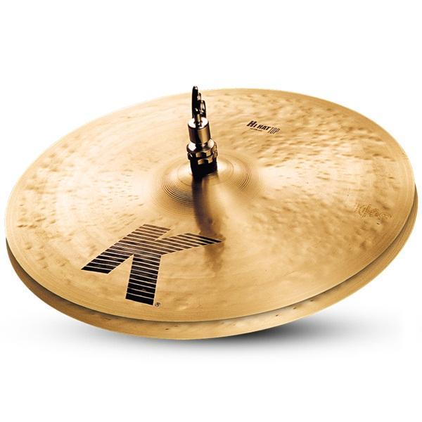 14'' K' HI-HAT / Тарелки для ударных инструментов, Музыкальный Мастер