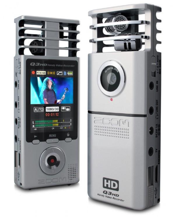 Q3HD / Цифровые портативные студии, Музыкальный Мастер