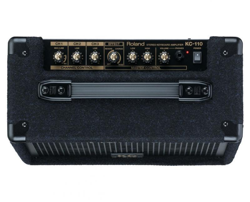 KC-110 / Комбо-усилители для клавишных, Музыкальный Мастер