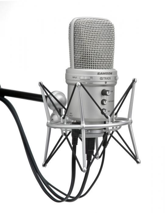 GM1U G-TRACK / Студийные микрофоны, Музыкальный Мастер