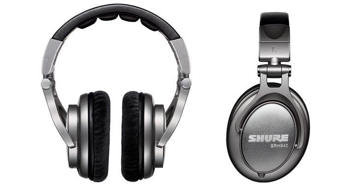 SRH940 Hi-Fi наушники / 07 Наушники, Музыкальный Мастер