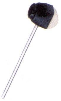 B14 Колотушка для педали, фетр-пластик / Аксессуары для барабанной механики, Музыкальный Мастер