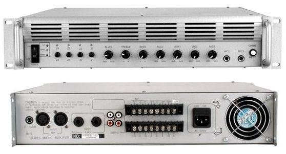 VPA150 Трансляционный усилитель мощности / Трансляционные 100V усилители, Музыкальный Мастер