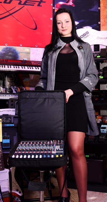 MMX2 / Сумки/Чехлы для аудио оборудования, Музыкальный Мастер