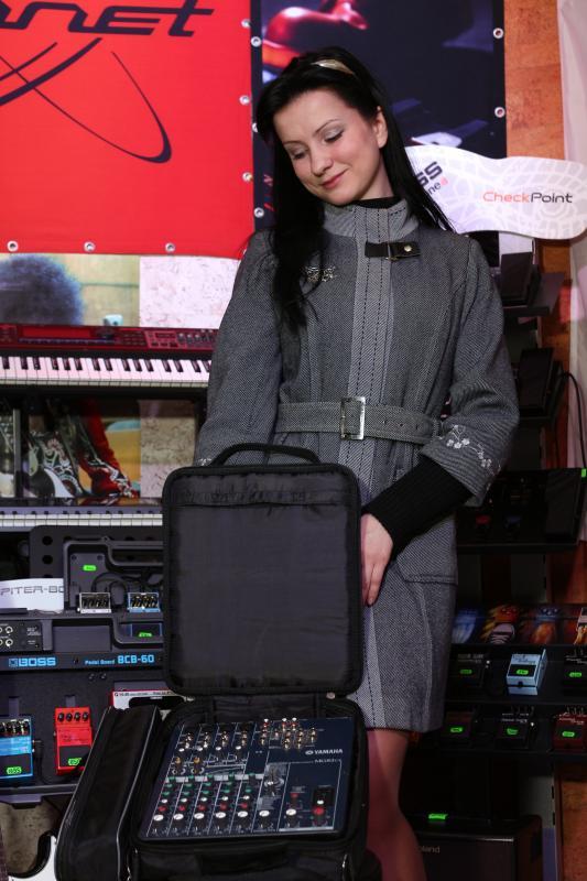 MMX1 / Сумки/Чехлы для аудио оборудования, Музыкальный Мастер