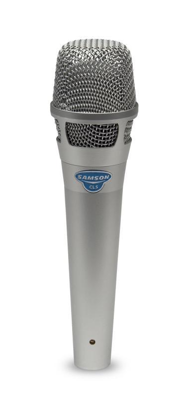 CL5N  Ручной конденсаторный микрофон вокальный / Вокальные и речевые микрофоны, Музыкальный Мастер
