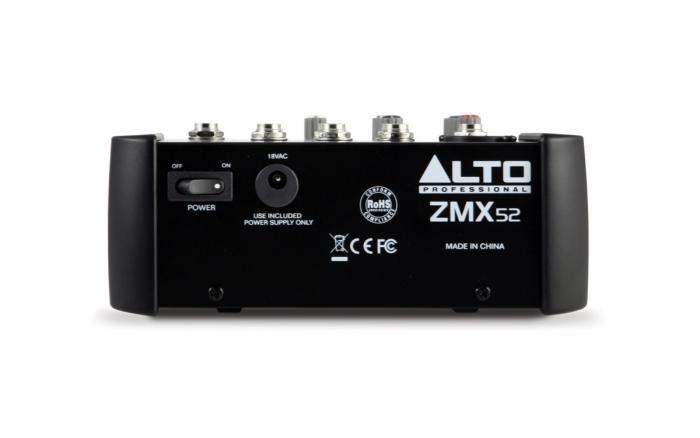 ZMX52 / Аналоговые микшерные пульты, Музыкальный Мастер