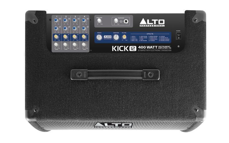 KICK12 / Комбо-усилители для клавишных, Музыкальный Мастер