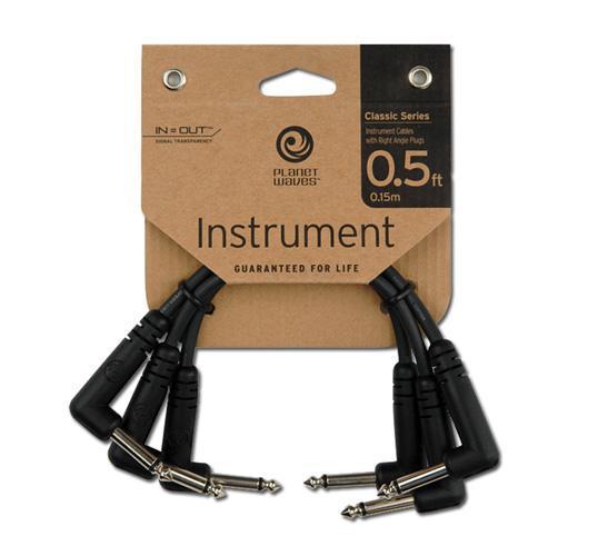 PW-CGTP-305 / Гитарный/инструментальный кабель, Музыкальный Мастер