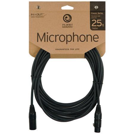 PW-CMIC-25 / Микрофонный кабель, Музыкальный Мастер