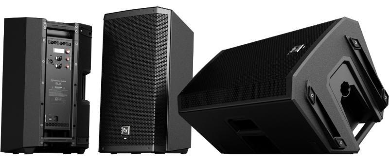 ZLX‑12P / Акустические системы (Колонки), Музыкальный Мастер