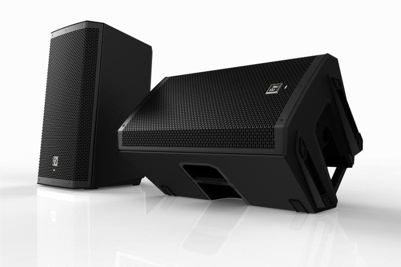 ZLX‑15P / Акустические системы (Колонки), Музыкальный Мастер