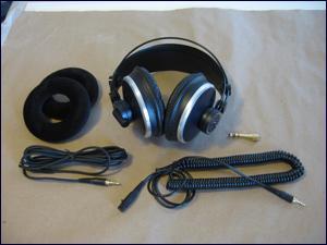 K271 MK II / 07 Наушники, Музыкальный Мастер