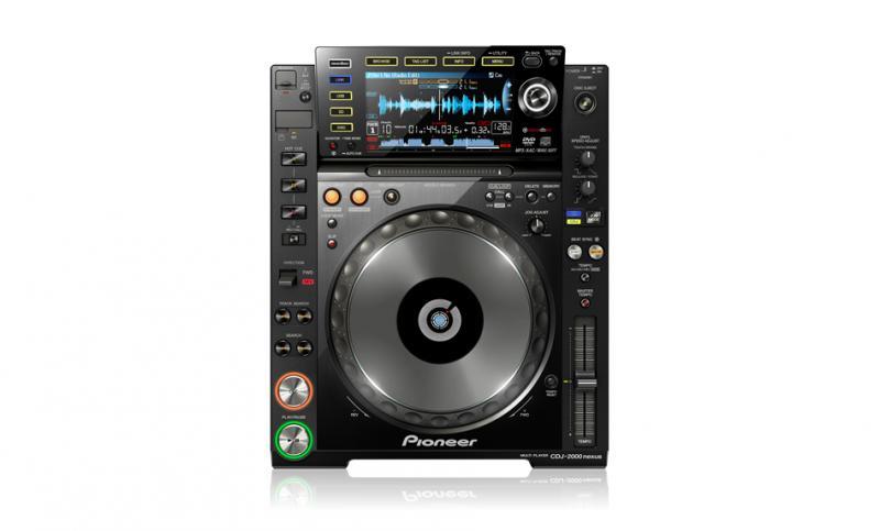 CDJ-2000 NEXUS / Проигрыватели CD/MP3/DVD, Музыкальный Мастер