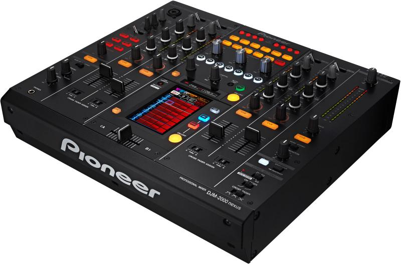 DJM-2000 NEXUS / DJ микшеры, Музыкальный Мастер