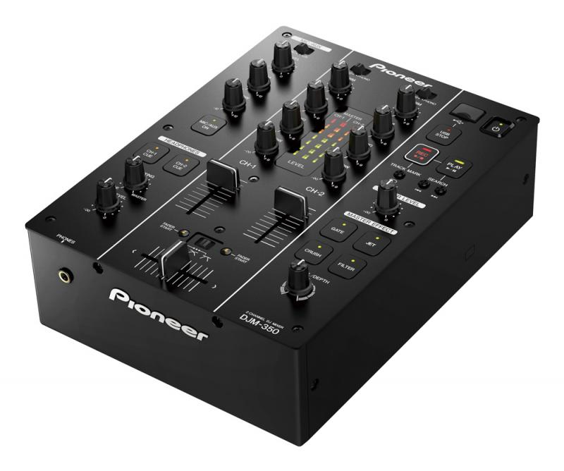 DJM-350 / DJ микшеры, Музыкальный Мастер