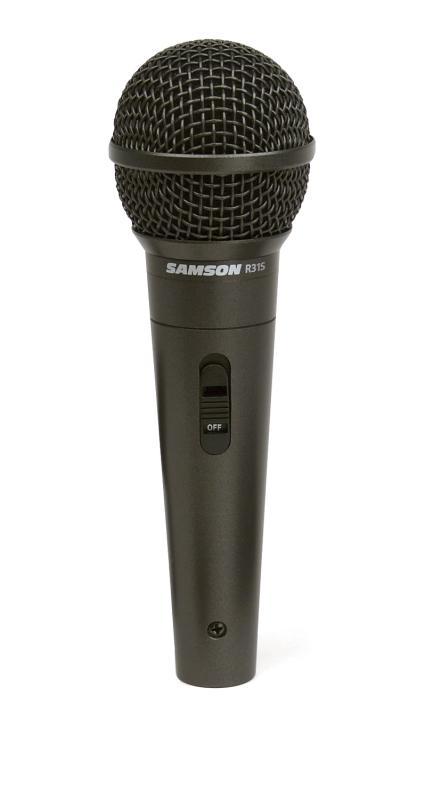 R31S микрофон динамический вокальный / Вокальные и речевые микрофоны, Музыкальный Мастер
