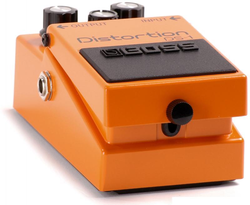DS-1 Distortion / Гитарные педали эффетов, Музыкальный Мастер