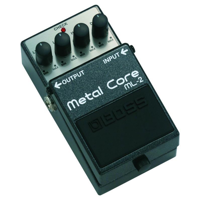 ML-2 Metal Core / Гитарные педали эффетов, Музыкальный Мастер