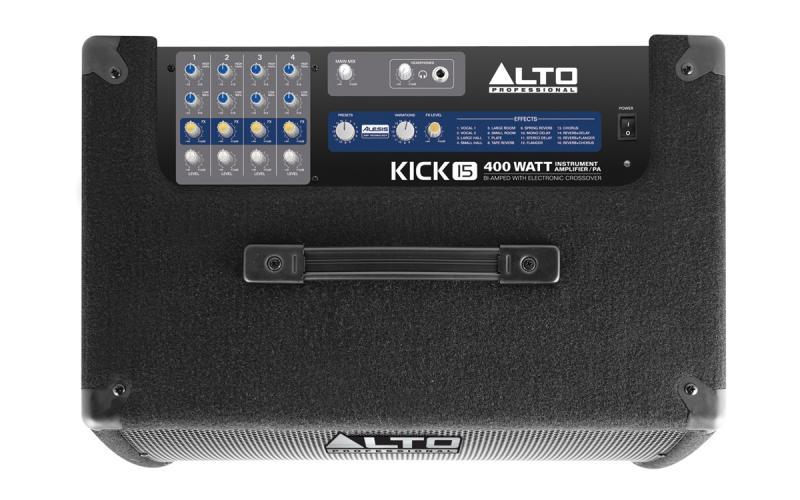 KICK15 / Комбо-усилители для клавишных, Музыкальный Мастер