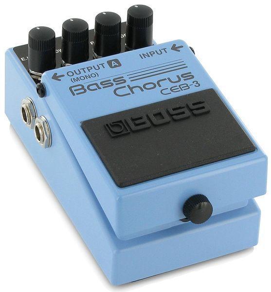 CEB-3 Bass Chorus / Басовые педали эффектов, Музыкальный Мастер