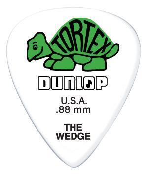 424P.88 TORTEX WEDGE PLAYER'S PACK 0.88 / Медиаторы, Музыкальный Мастер