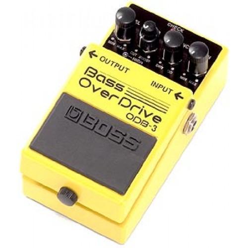 ODB-3 Bass OverDrive / Басовые педали эффектов, Музыкальный Мастер