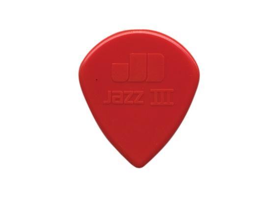 47PEJ3N ERIC JOHNSON JAZZ III RED / Медиаторы, Музыкальный Мастер