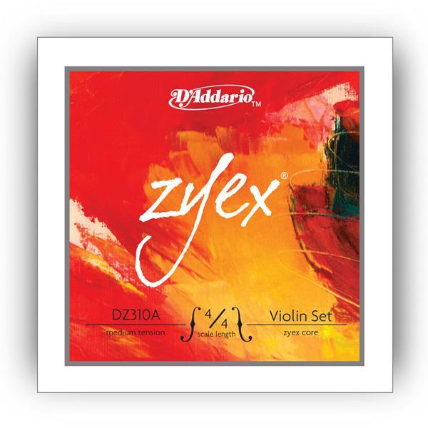 DZ310A 4/4M ZYEX 4/4M / Струны для смычковых, Музыкальный Мастер