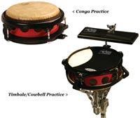 DWCPPADDR Daniel de los Reyes Practice Pro / Тренировочные установки и пэды, Музыкальный Мастер