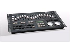 MAX 512 DMX контроллер / Системы управления светом, Музыкальный Мастер