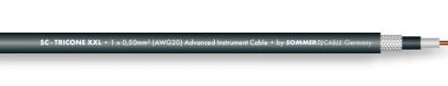 TriCone XXL Instrumentcable / Инструментальный / патч-кабель, Музыкальный Мастер