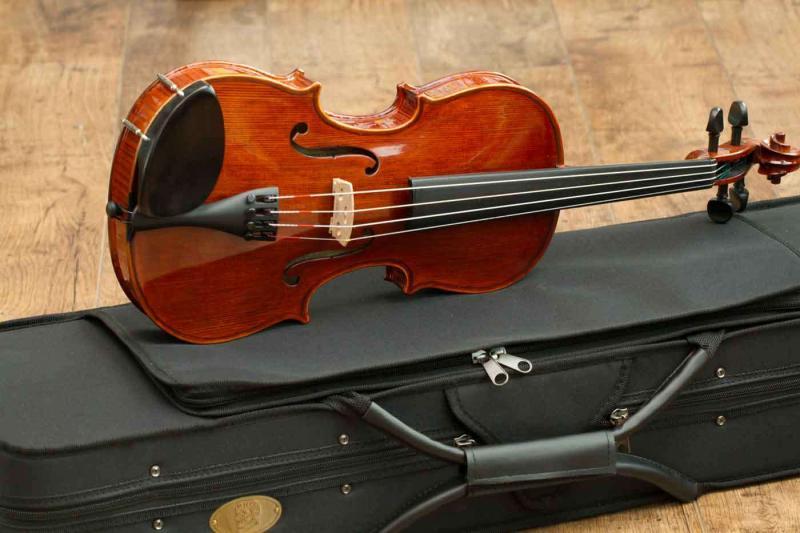 1560/A CONSERVATOIRE II VIOLIN OUTFIT 4/4 скрипка в комплекте / Скрипки, Музыкальный Мастер