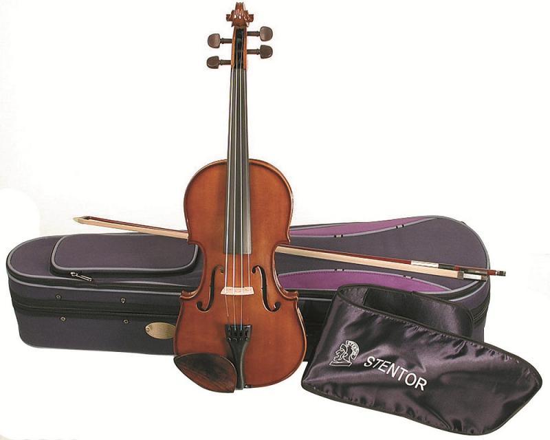 1400/J STUDENT I VIOLIN OUTFIT 1/32 скрипка в комплекте / Скрипки, Музыкальный Мастер
