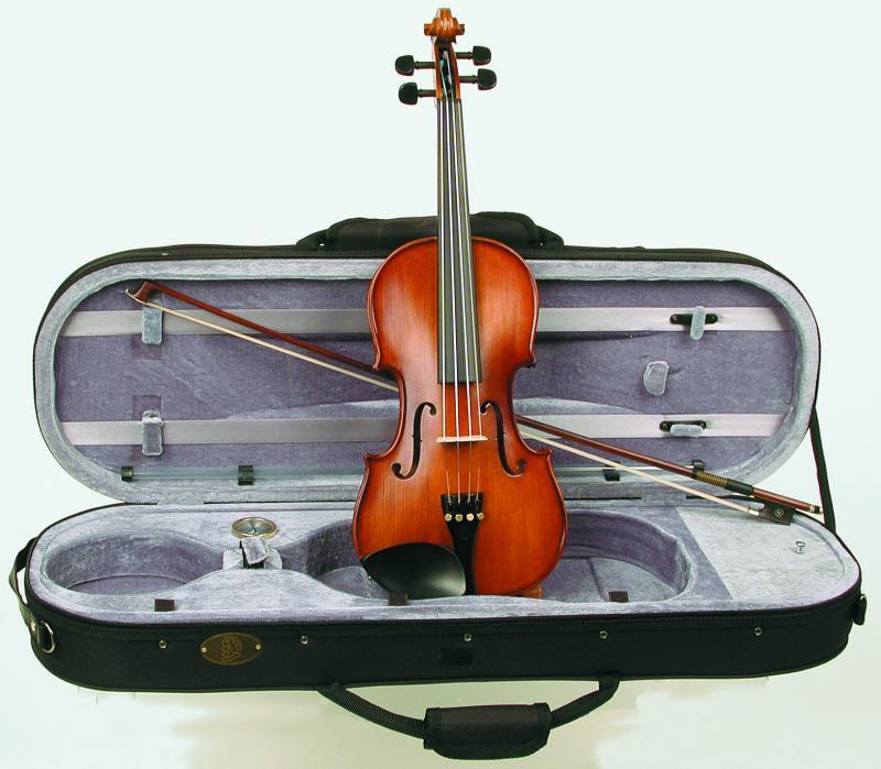 1542/A GRADUATE VIOLIN OUTFIT 4/4 скрипка в комплекте / Скрипки, Музыкальный Мастер