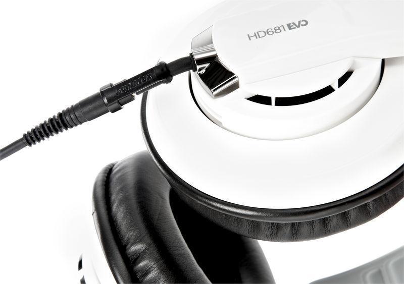 HD681 EVO (White) / 07 Наушники, Музыкальный Мастер