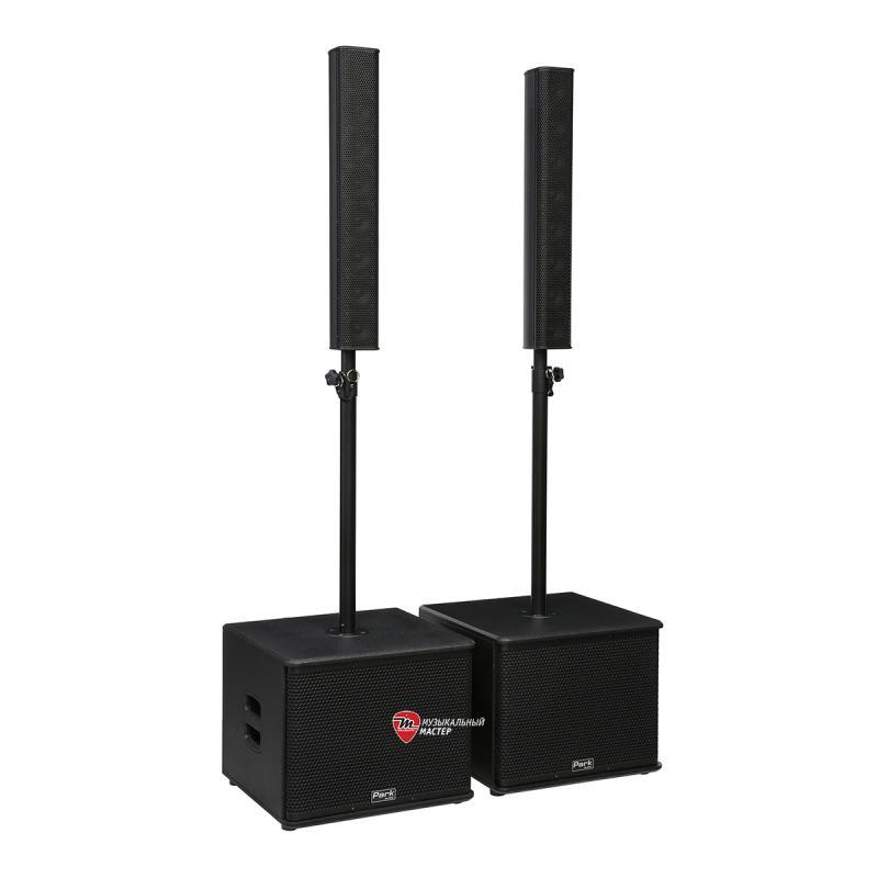 SPIKE3812 Активный вертикальный линейный массив / Комплекты звукоусиления, Музыкальный Мастер
