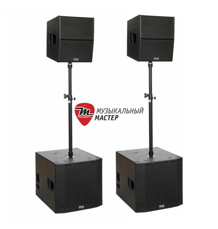 DUPLEX SET Активный комплект / Комплекты звукоусиления, Музыкальный Мастер