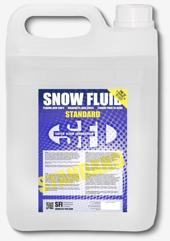 Snow Standard Жидкость образования снега / Заправочные материалы, Музыкальный Мастер