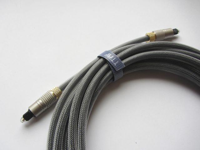 Toslink, 5м 97203 / Цифровой и оптический кабель, Музыкальный Мастер