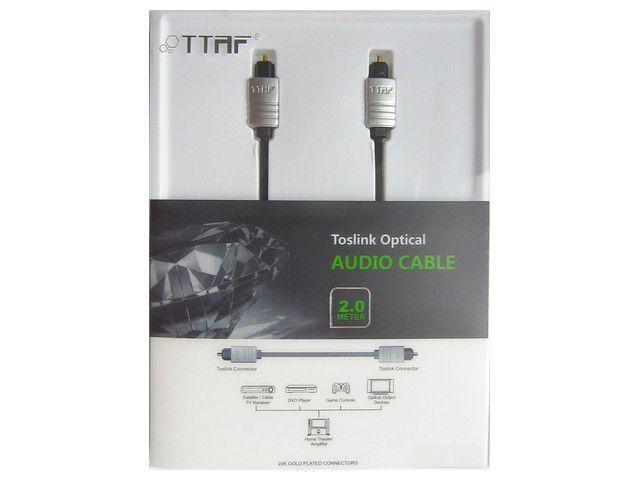 NANO Toslink - Optical Audio Cable 2m 99243 / Цифровой и оптический кабель, Музыкальный Мастер