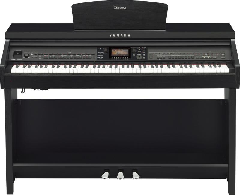 Clavinova CVP-701 B / Цифровые фортепиано, Музыкальный Мастер