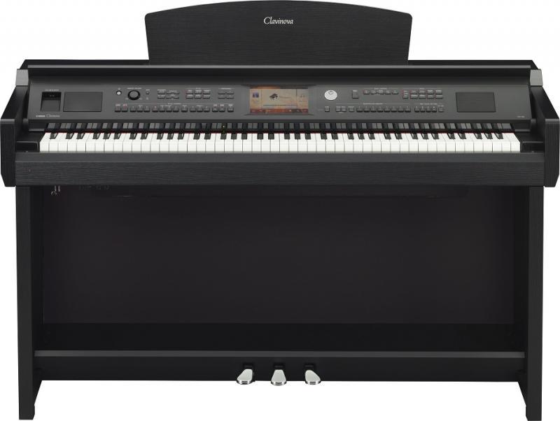Clavinova CVP-705 B / Цифровые фортепиано, Музыкальный Мастер