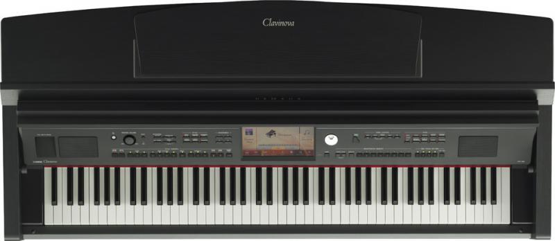 Clavinova CVP-709 B / Цифровые фортепиано, Музыкальный Мастер